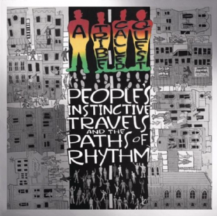 A Tribe Called Quest - People's Instinctive Travels And The Paths Of Rhythm (LP) (180g Vinyl) (M/M) (Sealed)